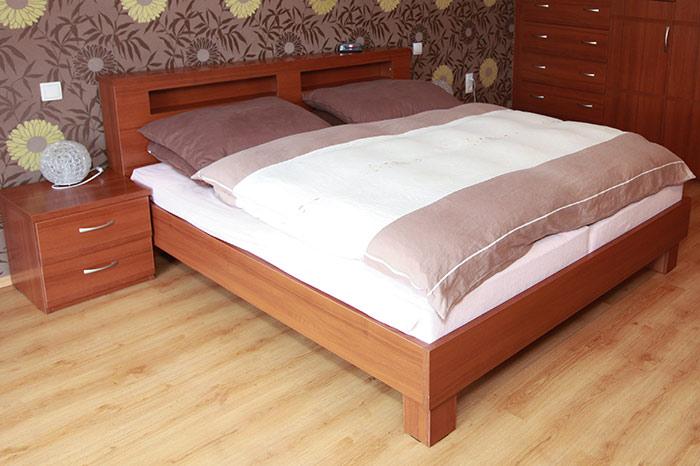 meble na wymiar łóżka
